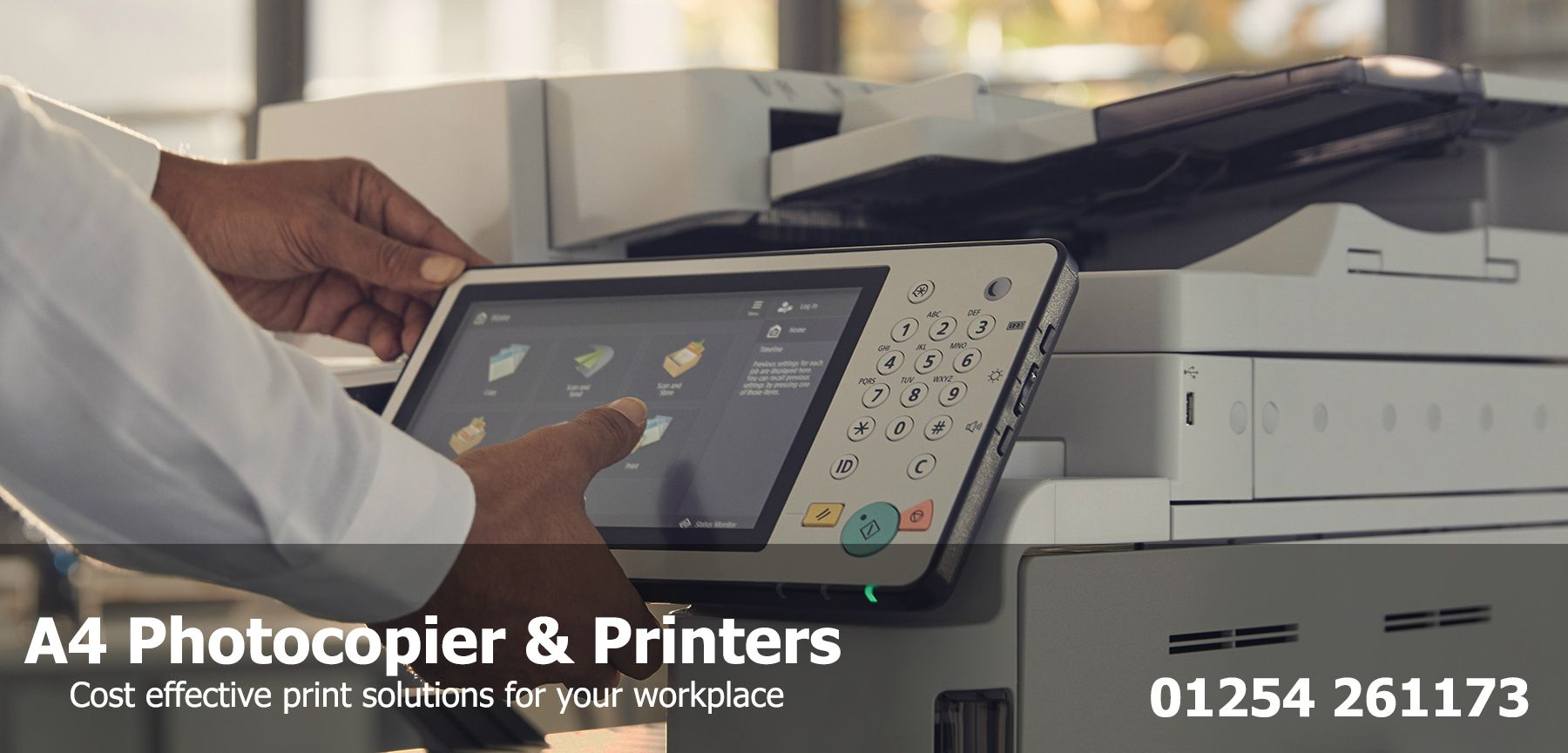 a4 office photocopiers - managed print services - a4 photocopier cost per copy