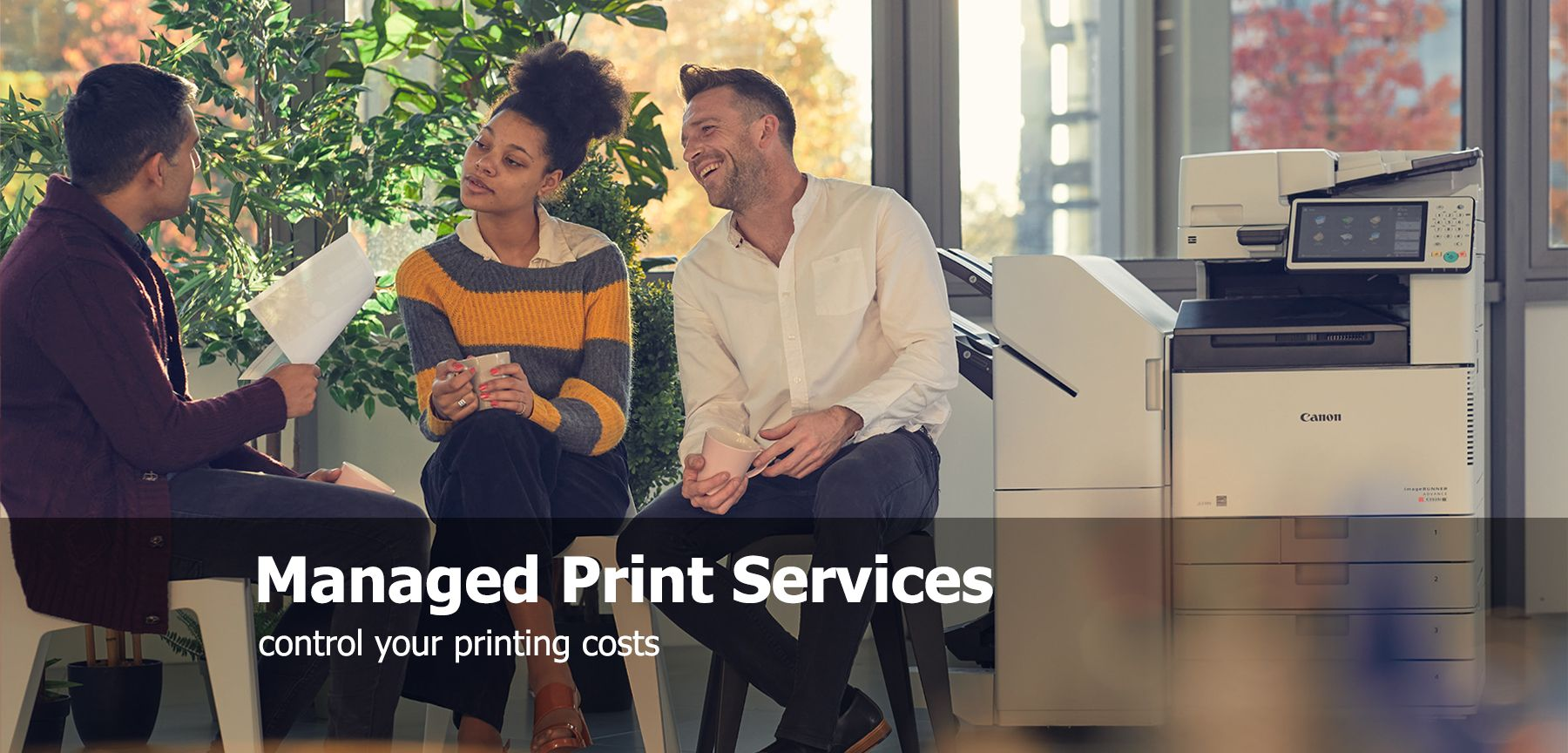 managed print service for schools and education