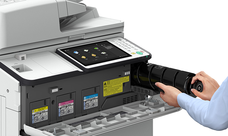 Ricoh  photocopier service and repair in Oldham