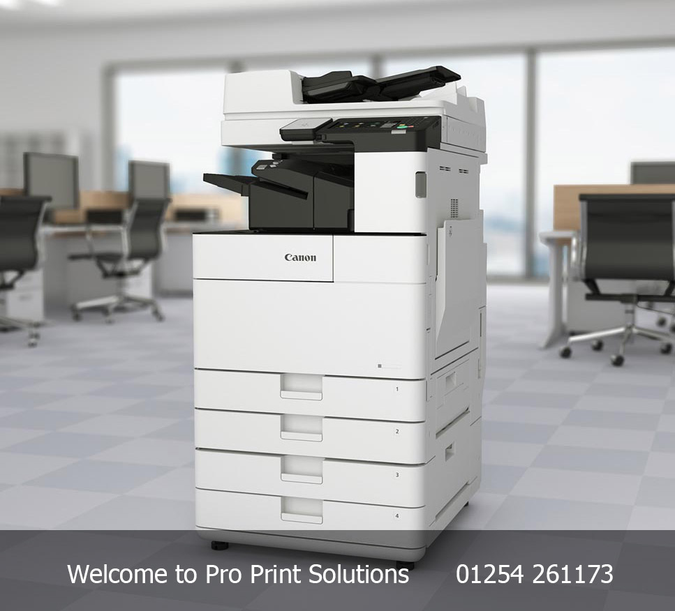 low cost photocopier printer hire lancashire manchester and blackburn